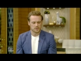 Sam Heughan on Outlander _ LIVE with Kelly and Ryan (Jul 30, 2018)