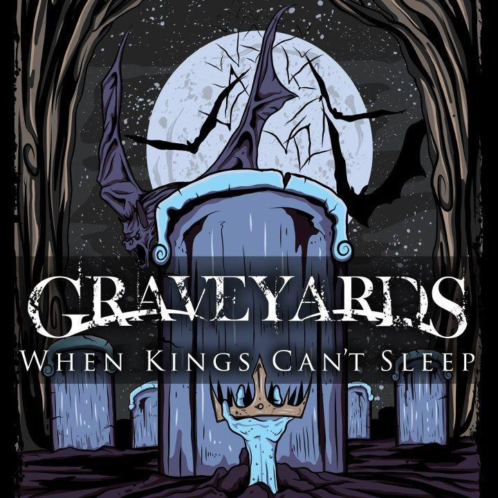 Graveyards - When Kings Can't Sleep [EP] (2012)