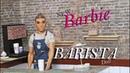 ОБЗОР куклы Career Ken Barista Doll