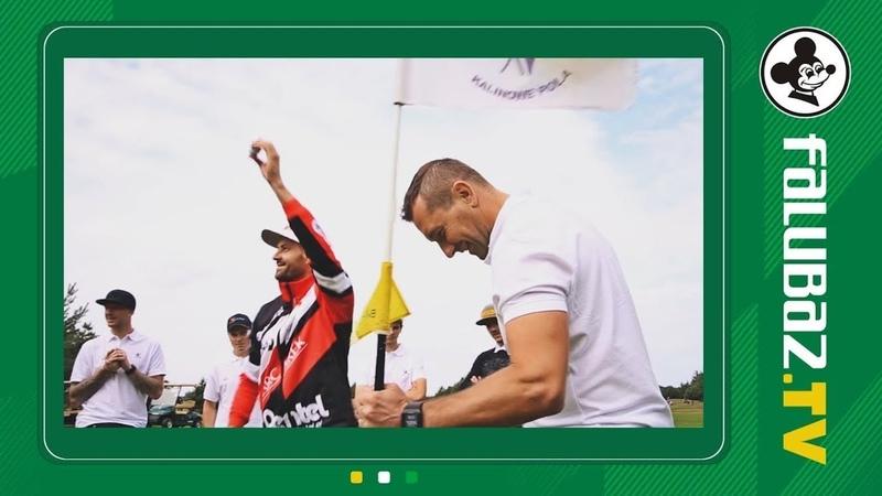 Falubaz na Kalinowych Polach Golf Course 25.08.2018