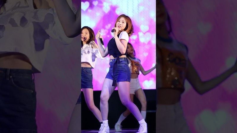 [FANCAM] 180517 APRIL - 3!4! (Chaewon focus) @ KOREA POLYTEC University Ulsan Campus Festival