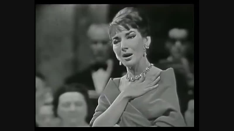 Maria Callas Parigi 1058. Norma
