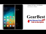 Xiaomi Mi Note 2 4G Phablet - Review Gearbest