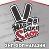 МАГАЗИН ХИП-ХОП ОДЕЖДЫ - MAD DEUCE HIP-HOP SHOP