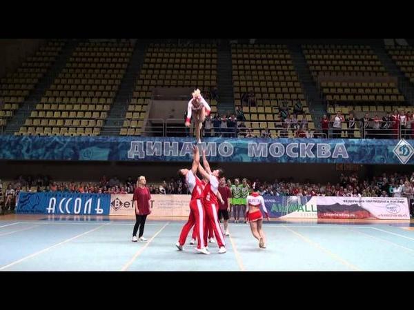Чемпионат России 2012.Деметра-Групповые станты-Микс.