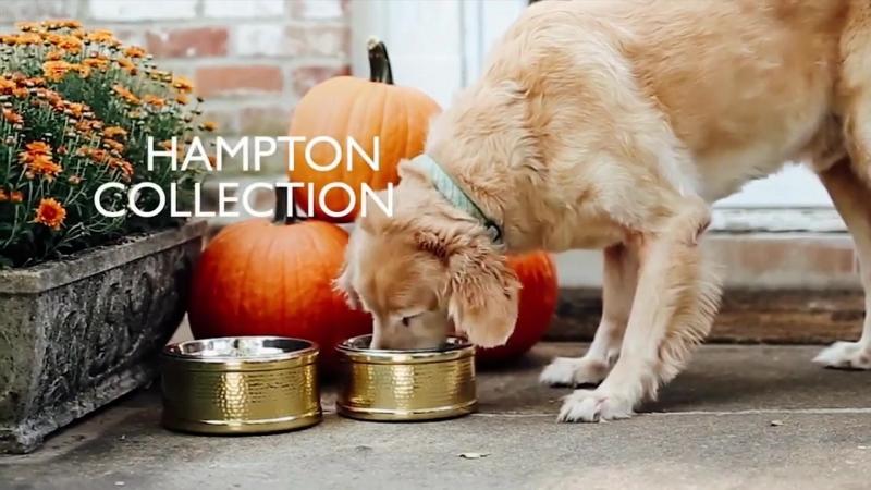 миска для животных UnleashedLife серия Hampton смотреть онлайн без регистрации