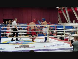 30.11.18г.Финал.🔵Плотников Сергей (СШОР) vs 🔴Федин Виталий (Волжанин )