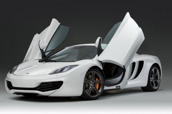 Самые успешно продаваемые в мире «экзотические» автомобили: