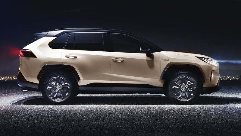 2019 Toyota RAV4 - Perfect SUV!