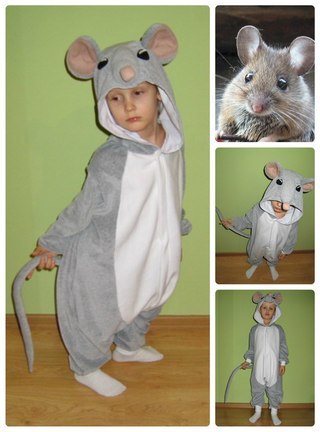 Мышка костюм своими руками