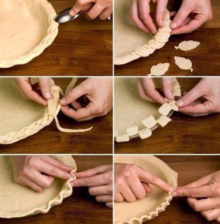 Как сделать тесто для пирогов