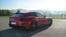 Ferrari GTC4 Lusso with Novitec Exhaust System