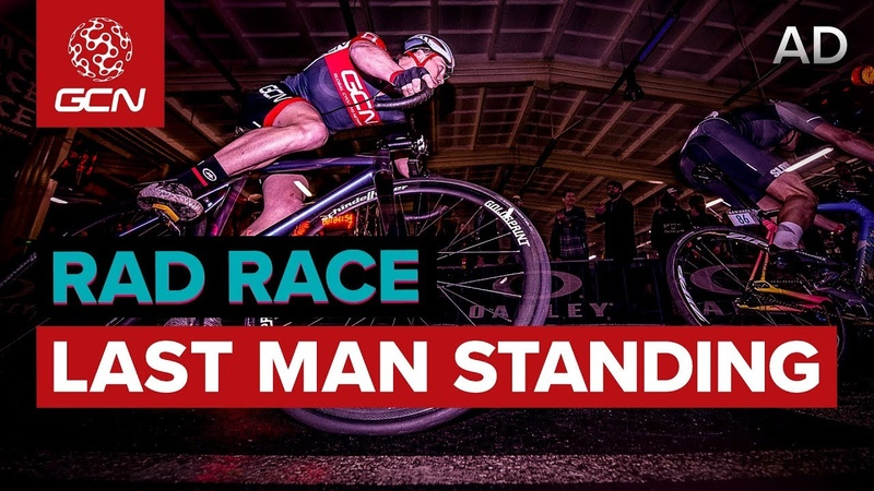 Last Man Standing | GCN Take On The Fixed Gear Rad Race