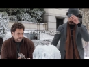 "Javier Bardem _u0026 Dev Patel - Snow ¦ Zegna Defining Moments AW18 Adv 15_"""