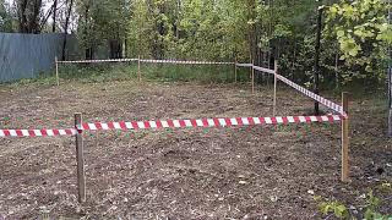 Подготовка пикета обманутых дольщиков Лангепаса в загоне 16.09.2017