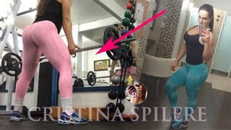 CRISTINA SPILERE | Athlete Wellness Fitness Mom: Training Bigger Legs, Build Glutes Workout!