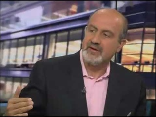 Taleb Says Focus on Specific Trades in Selloff Misguided