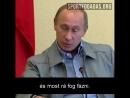 Putyin felelőst keres