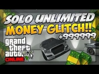 GTA 5 Solo Money Glitch: FAST