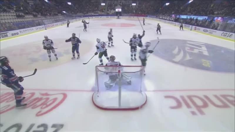 Växjö Lakers - Malmö Redhawks 2018-12-19