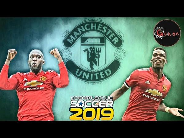 Dream league soccer 2019 реальный Manchester United