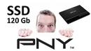 Обзор на SSD PNY CS900 120 ГБ TLC