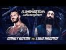 Luke Harper vs Randy Orton (MatchVine)