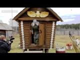 Резиденция Бабы Яги в Грахово готовится к Новому году