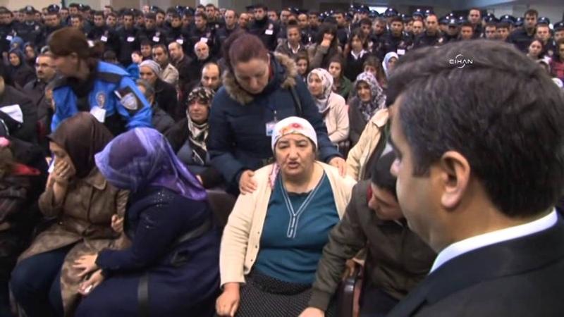 Şehit Yakınlarından AKPli Vekillere Tepki