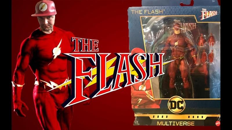 The Flash/Флеш/Молния (фигурка)