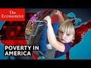 Mapping poverty in America The Economist