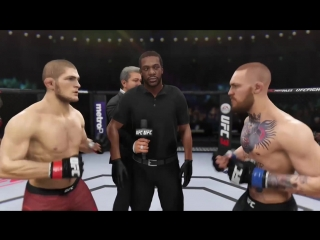 Conor McGregor vs Khabib Nurmagomedov(UFC 3)_Full-HD