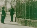 Il supplizio dei leoni Приключение журналиста (1914)