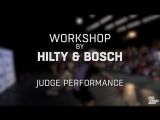 PROТАНЦЫ Лагерь 2018: Hilty & Bosch