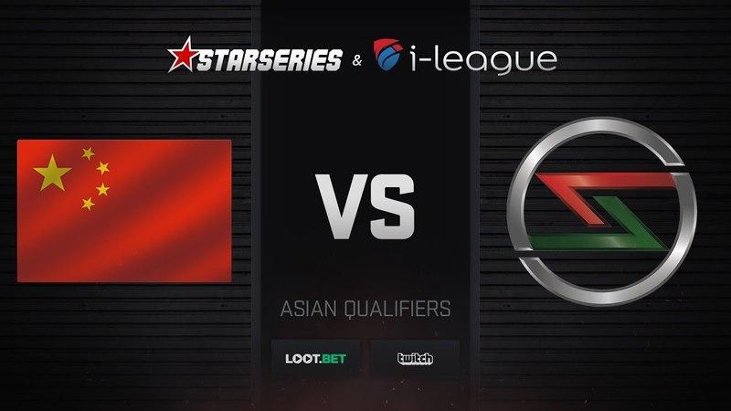 IMBA.SAS vs SZ Absolute, map 2 mirage, StarSeries i-League S5 Asian Qualifier