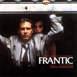 Ennio Morricone альбом Frantic - Original Motion Picture Soundtrack
