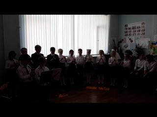 Отчетный концерт ансамблей 18-4
