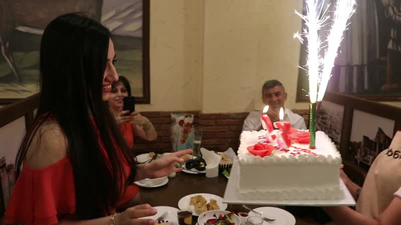 My Birthday with my dad and my friends 👸🎂🎁🎉🎈😍💕