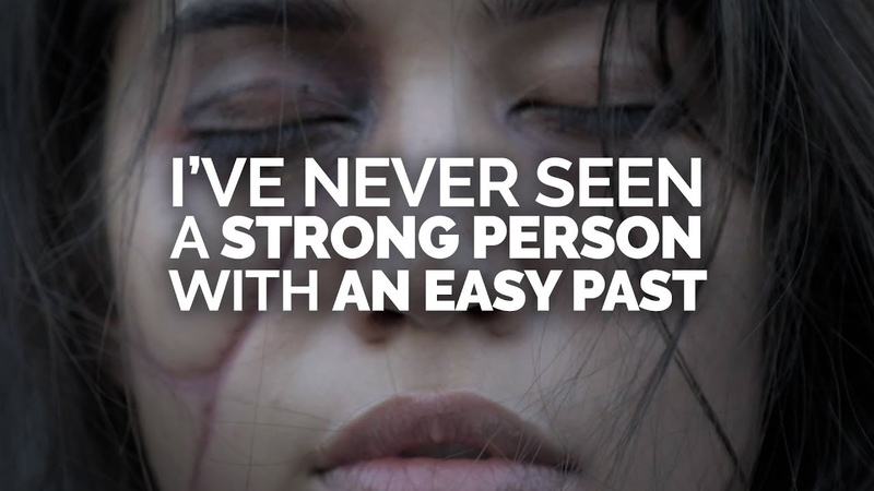 I've Never Seen A Strong Person With An Easy Past | by Jay Shetty