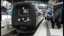 Treinen op station Hamburg Hbf