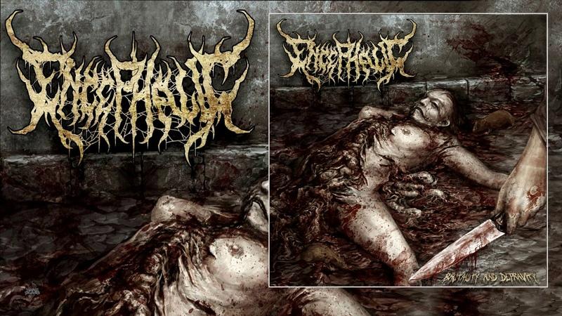 Encephalic Spain Brutality And Depravity 2019 Full Album