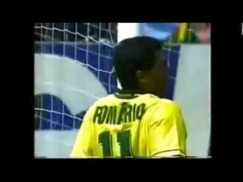 Gol perdido pelo Romário na final da copa de 1994