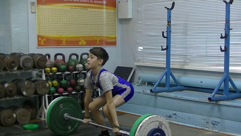 Шумихин Артур, 12 лет, вк 33 Т.т. 44 кг 4х на 2 р.