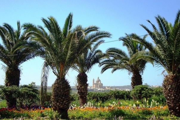 Райский остров Гозо