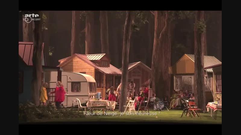 Опера Римского - Корсакова Снегурочка - Аида Гарифуллина - Парижская национальная опера