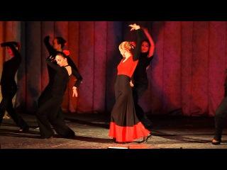 Concert Culorile dansului. Ansamblul Flamenco. Partea 1.