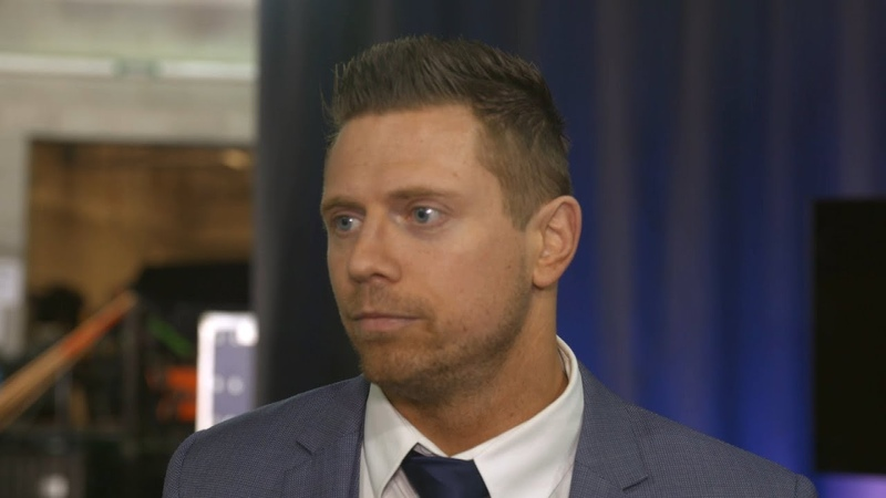 [BMBA] The Miz is ready to be the face of SmackDown LIVE: WWE Exclusive, June 19, 2018