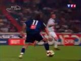 Роналдиньо в составе ПСЖ - гол кубка Франции 2002/03.