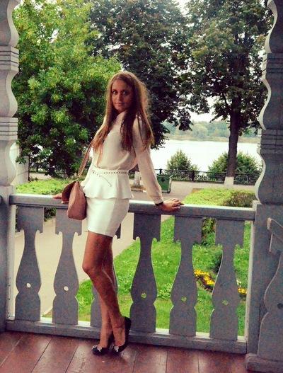 Виктория Романова, 8 ноября 1993, Москва, id147128344
