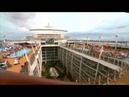 Развлечения, спорт и активный отдых на борту лайнеров класса Oasis